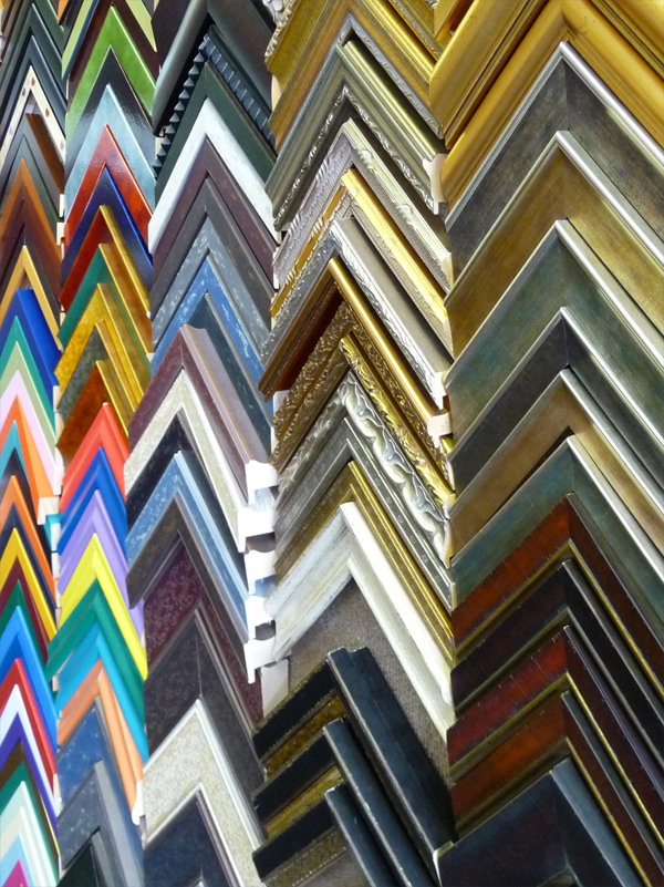 Custom Picture Framing at Hot Springs Frame & Art Supply, T or C NM