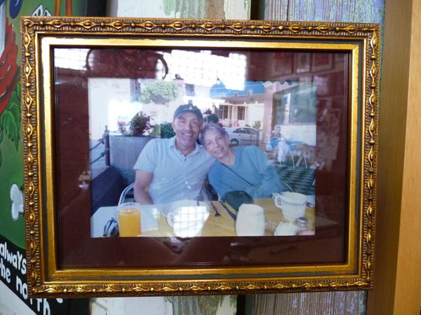 Andrew Martinez & Ruanna Waldrum in Mazatlan, 2009