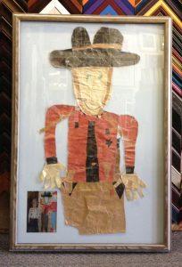 Bonner Cardwell's cowboy