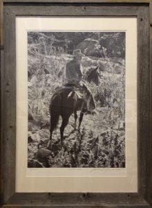 """framed print by Robert """"Shoofly"""" Shufelt"""