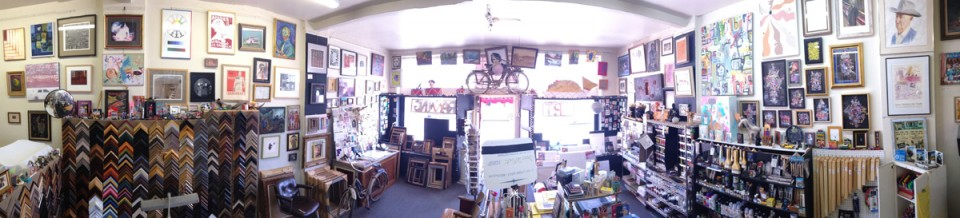 hot springs frame and art supply