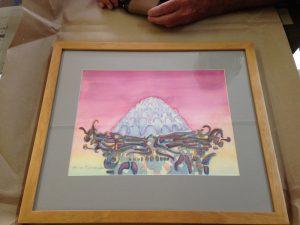 Brian Alexander watercolor