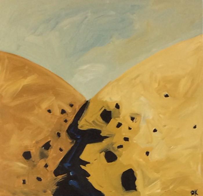 """Gulch"" by Daniel Kosharek"