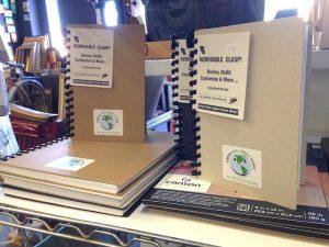 Komtrak Inspiral refillable sketch book