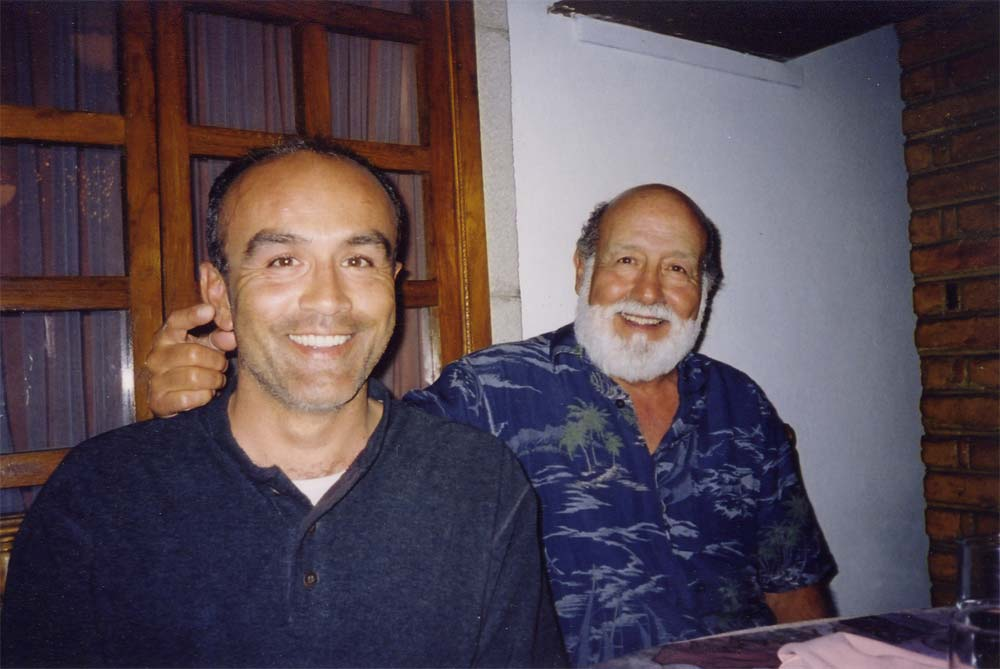 Andrew and Bob Martinez
