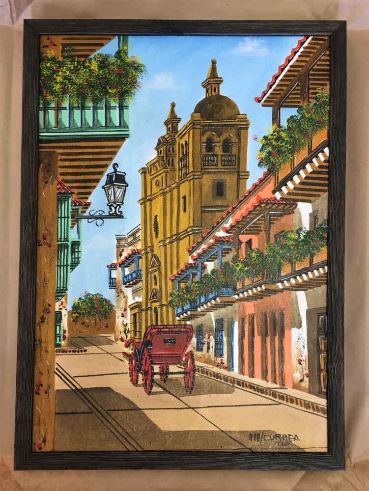 Street Scene - Colombia